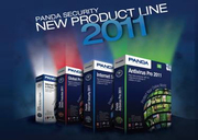 Panda Antivirus,  Panda Internet security,  Panda Global Protection Pand