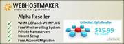 Alpha Reseller - Ultimate Alpha Reseller Cheap Alpha Reseller Host