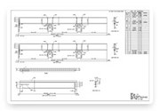 Instant Quote for Structural Steel Detailing / Steel Shop Drawings